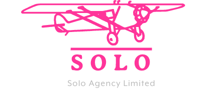 Solo Music Agency logo